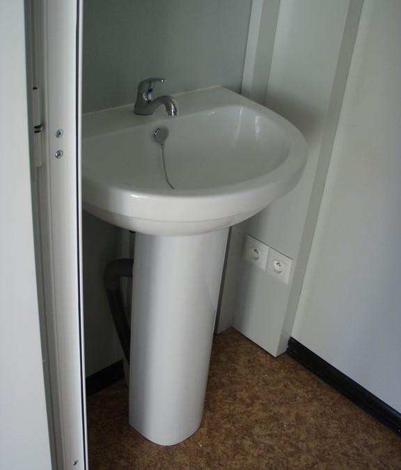 Modules avec salle d'eau