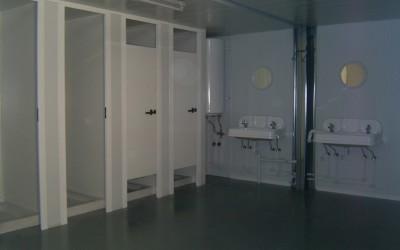 Qu'est-ce qu'un module avec salle d'eau ?