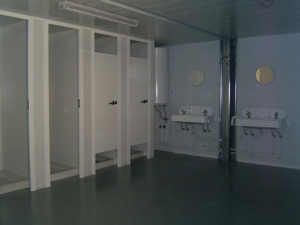module sanitaire