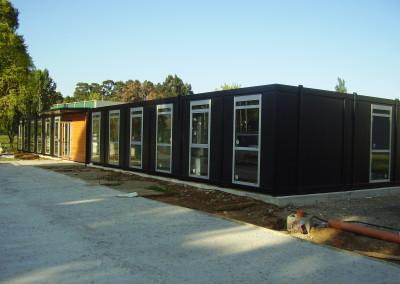 Construction modulaire Bureau et Administration