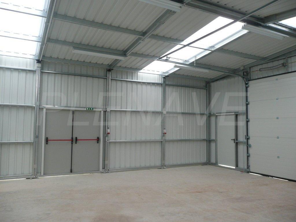 hangar dépliant