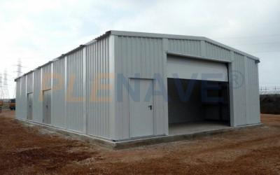 Avantages d'un bâtiment industriel utilisé comme entrepôt