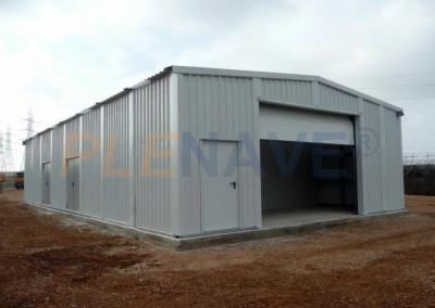 Hangars PLENAVE