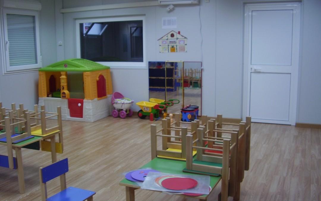 Les batiments modulaires pour les écoles
