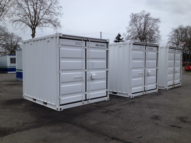 Construction modulaire container