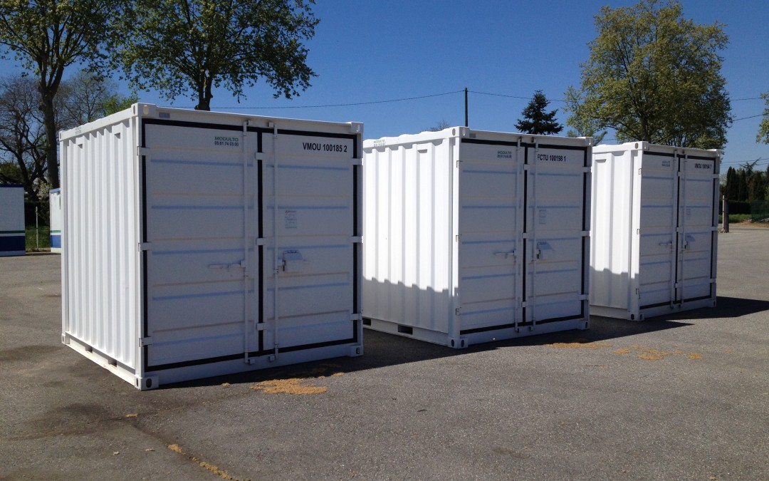 Container 10′ Dry NEUF