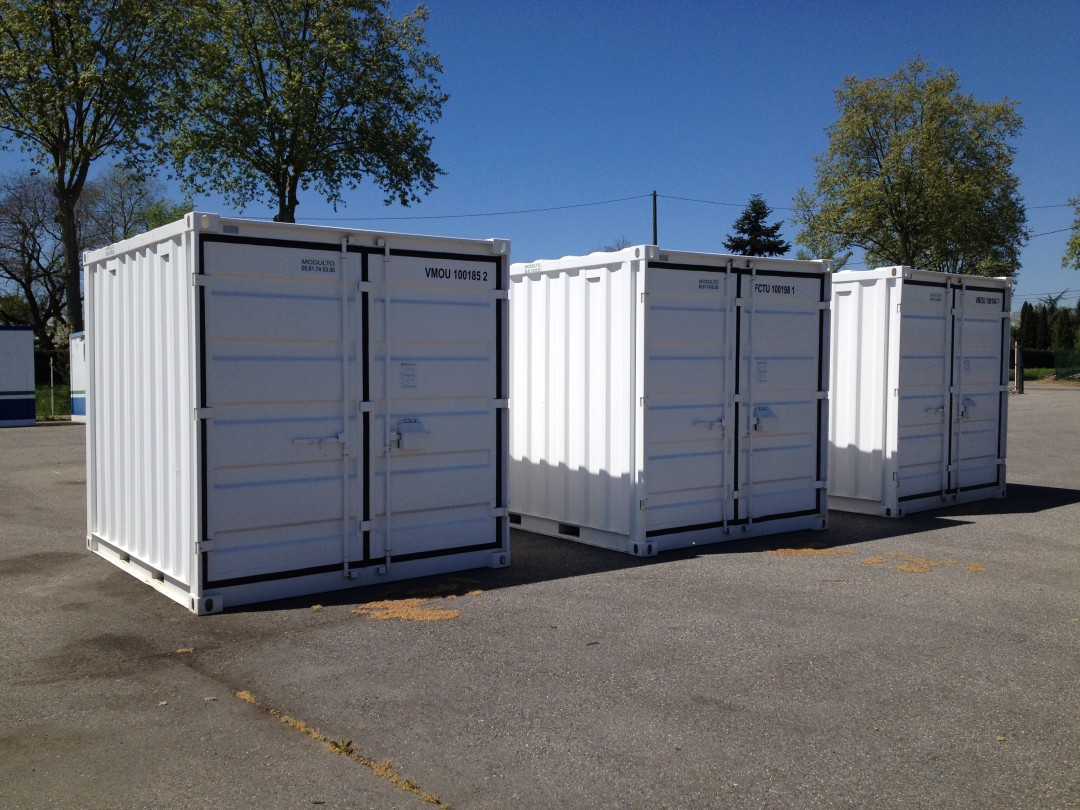 containers 10 pieds