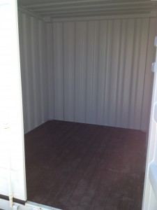 Container 10' Dry NEUF