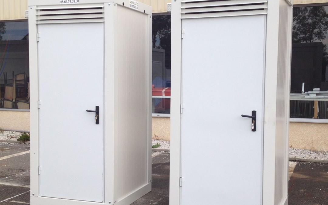 Bungalow Sanitaire Neuf