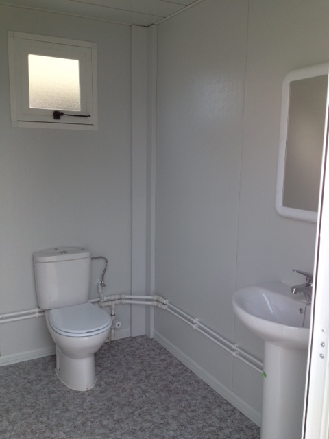 BUNGALOW SANITAIRE NEUF TOULOUSE